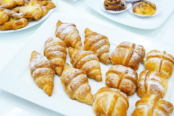 Bánh sừng trâu - Croissant