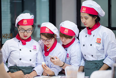 Trần Thị Vân Anh – Học viên Bếp Trưởng Bếp Bánh