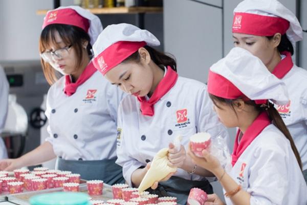 nghề bánh