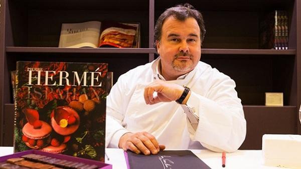 Vua bánh ngọt - Pierre Hermé