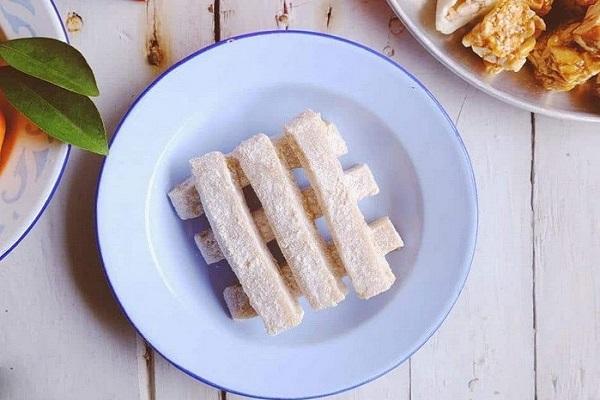 bánh chè lam đặc sản