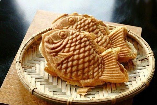 bánh cá nướng Nhật Bản