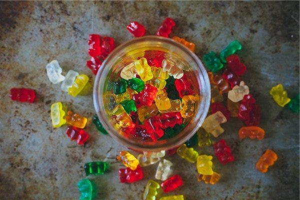 cách làm kẹo gấu dẻo