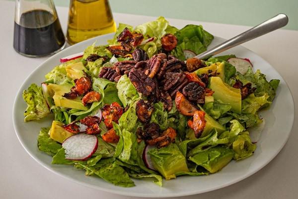 salad ngon đậm đà