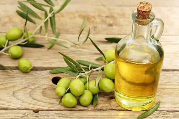 dầu oliu sử dụng phổ biến
