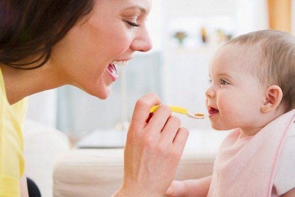 bổ sung dưỡng cho bé
